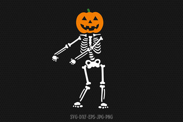 Flossing Skeleton SVG, Funny Halloween, halloween skeleton svg, Halloween Svg ,CriCut Files svg jpg png dxf Silhouette cameo