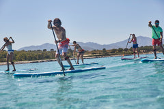 Stand Up Paddle Board Lessons - SUP