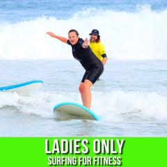 MSL Ladies Only SurfIng for Fitness