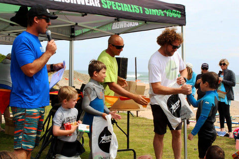 Mandurah BOard Riders Juniors Prizes