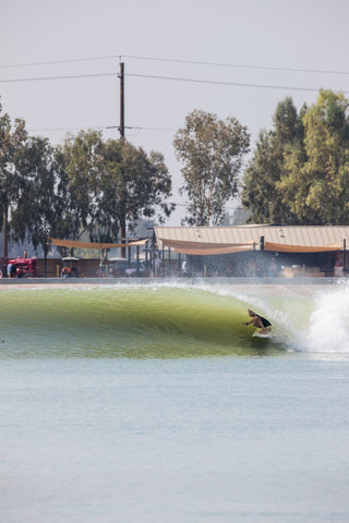 Wooly at the Surf Ranch