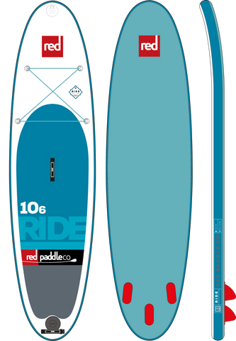 "RED PADDLE CO SUP - 10'6"" RIDE - Star Surf + Skate"