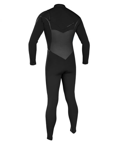 O'NEILL PSYCHOFREAK FUZE 3/2MM WETSUIT - BLACK