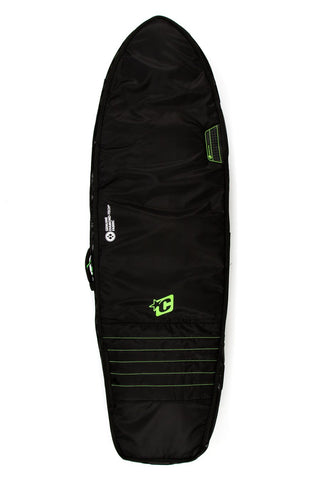 "Creatures 5'10"" double fish cover - Star Surf + Skate"