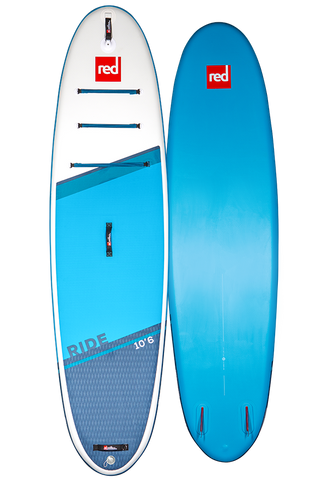 RED PADDLE CO 2021 RIDE CARBON MIDI PADDLE PACKAGE