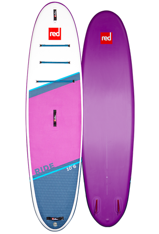 RED PADDLE CO 2021 RIDE ALLOY PADDLE PACKAGE