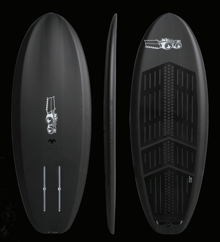 JS Black Eagle Foil Board inc Grip and Cover