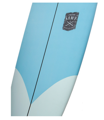 CREATIVE ARMY EPOXY SOFT LONGBOARD