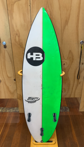 HOT BUTTERED CUSTOM 4'10