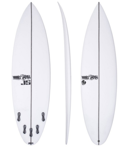 JS PU FORGET ME NOT II ROUND TAIL - Star Surf + Skate