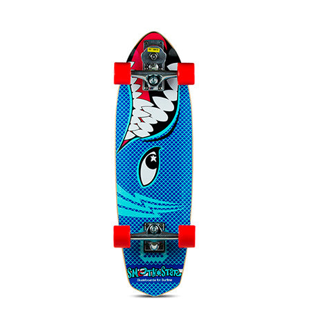Smooth Star  30″ Barracuda (Blue)