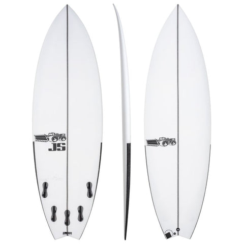 JS PU BLAK BOX 3 SWALLOW TAIL - Star Surf + Skate