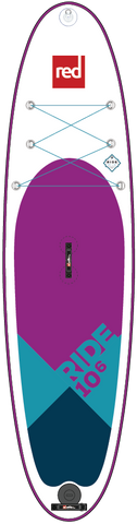 "RED PADDLE CO SUP - 10'6"" RIDE SE MSL - Star Surf + Skate"