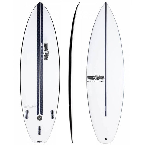 JS HYFI MONSTA BOX 2020 SQUASH TAIL - Star Surf + Skate