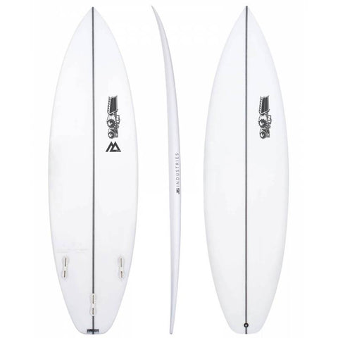 JS PU MONSTA 2020 SQUASH TAIL - Star Surf + Skate