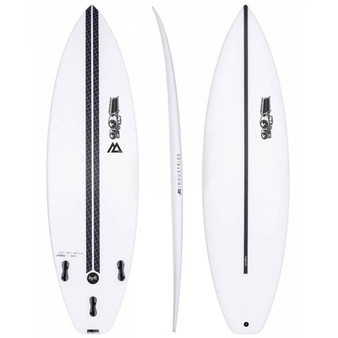 JS HYFI MONSTA 2020 SQUASH TAIL - Star Surf + Skate