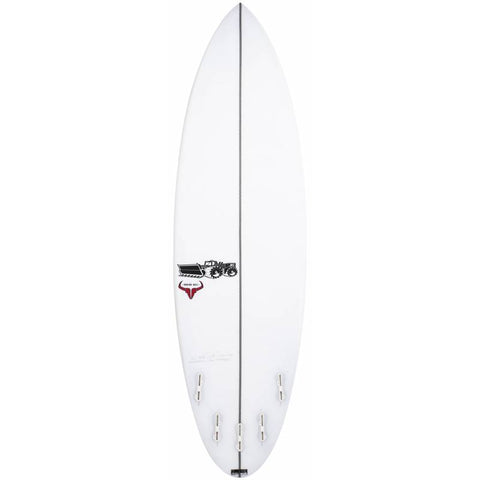 JS PU RAGING BULL ROUND TAIL - Star Surf + Skate