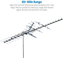 Load image into Gallery viewer, Antenna Winegard Long Range Outdoor 65+ Mile HD