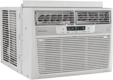 Load image into Gallery viewer, Frigidaire 12,000 BTU 115V Window-Mounted Compact Air Conditioner with Temperature Sensing Remote Control