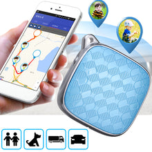 Load image into Gallery viewer, Mini GPS Tracker Pet Collar Real Time LOCATOR KID CAT DOG TRACKING POSITIONING DEVICE