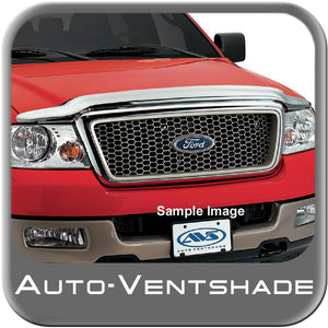 Chrome Hood Shield for 2008-2010 Ford F-250, F-350, F-350 F-450