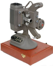 Load image into Gallery viewer, DeJur 8MM Movie Projector -Vintage from the 1950s