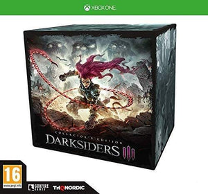 Darksiders 3 Collector's Edition, THQ-Nordic, Xbox One, 811994021816