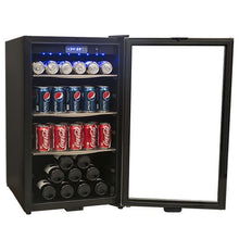 Load image into Gallery viewer, Danby 88 Can & 7 Bottle Stainless Steel Beverage Center
