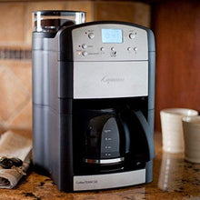 Load image into Gallery viewer, Coffeemaker with Conical Burr Grinder Capresso 464.05 CoffeeTeam GS 10