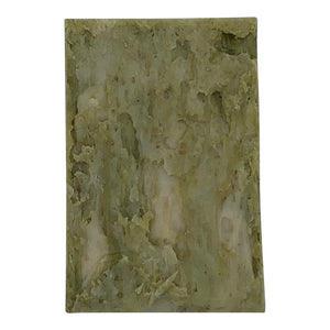 Soap *7oz Fresh Irish Sea Moss and Magnesium Soap* Organic Neem - Organic Moringa Bar - Helps to soothe dry skin - Helps with Acne!