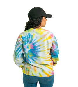 Better together Tie-Dye Crewneck