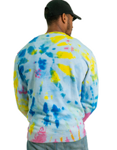 Load image into Gallery viewer, Better together Tie-Dye Crewneck