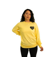 Load image into Gallery viewer, More love long sleeve - Yellow