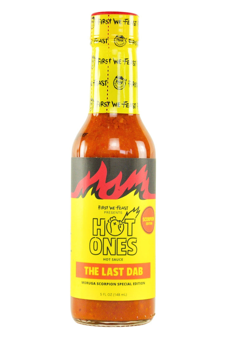 Hot Ones | The Last Dab - Scorpion Pepper Edition