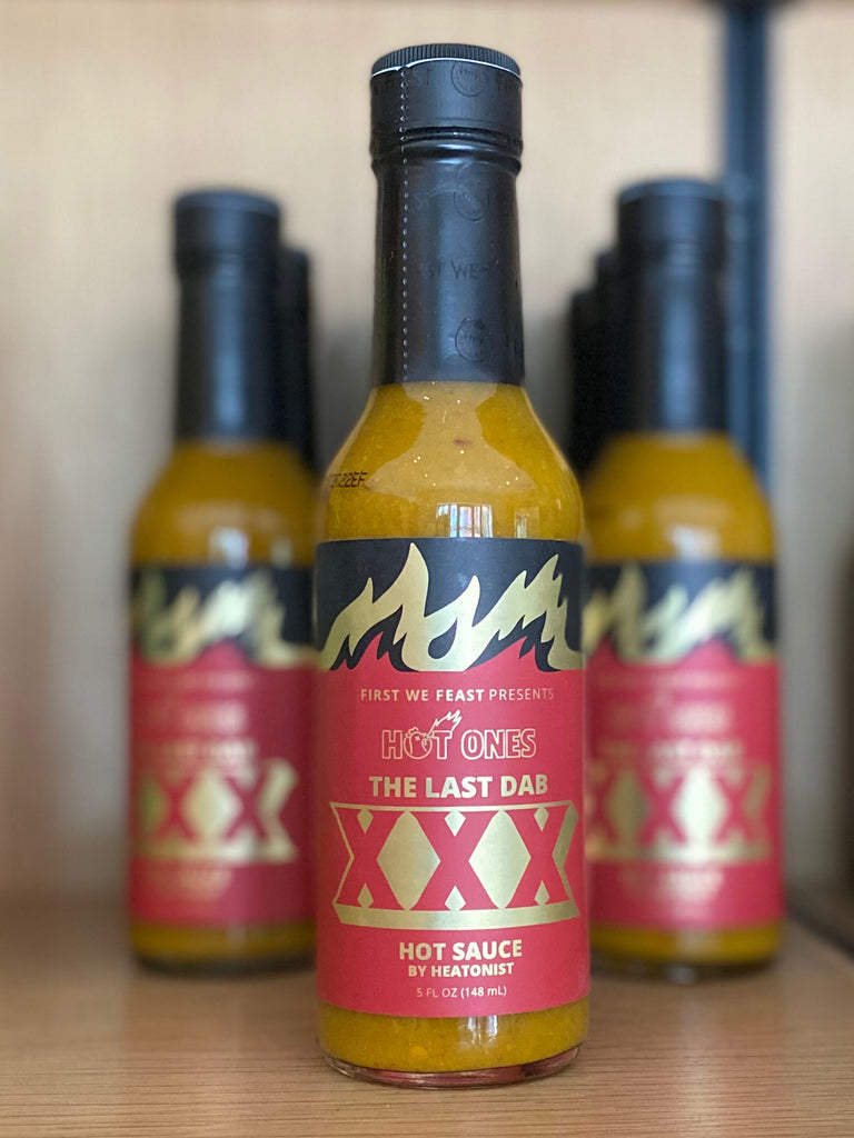 Hot Ones | The Last Dab XXX