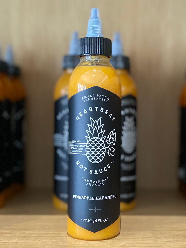 Heartbeat Hot Sauce | Pineapple Habanero