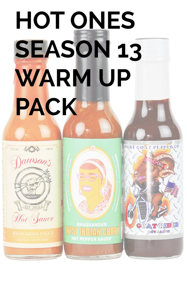 Season 13 Warmup Pack