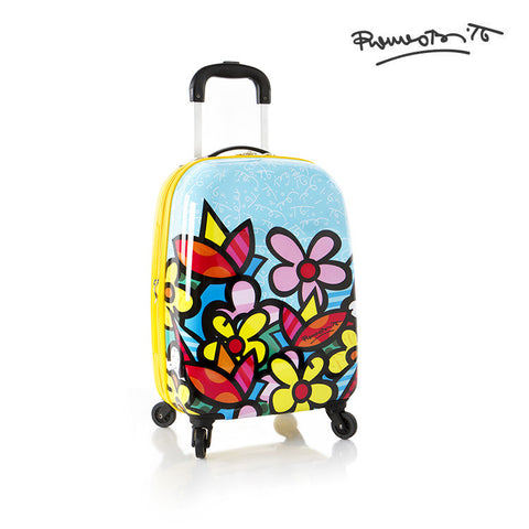 Britto Tween Spinner - (BTO-HSRL-TSP-08) - Flowers