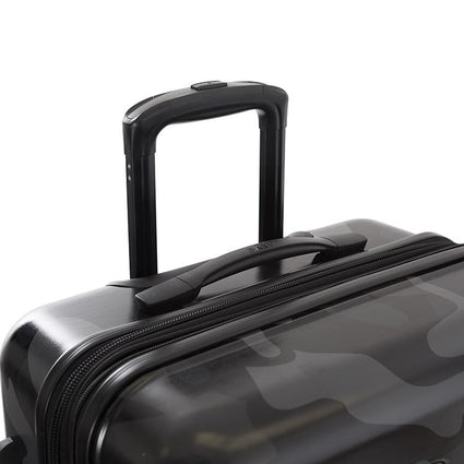 "Black Camo 21"" Fashion Spinner® Carry-on"