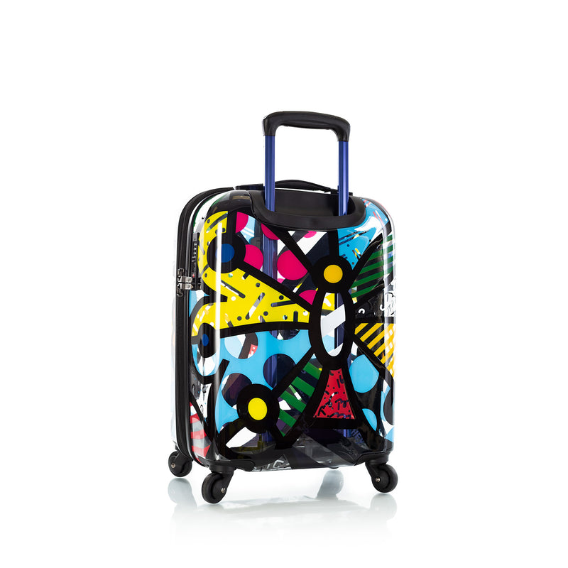 Heys America Britto Butterfly 26 Spinner Multi One Size