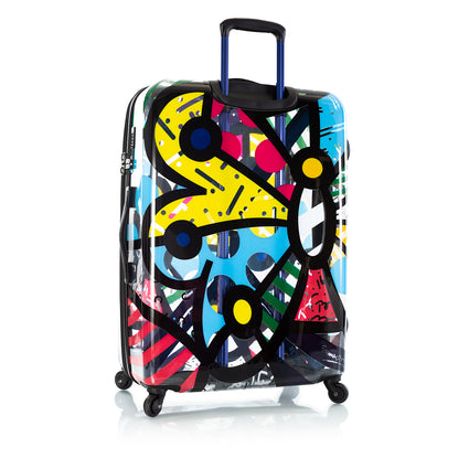 Britto - Butterfly Transparent 30""