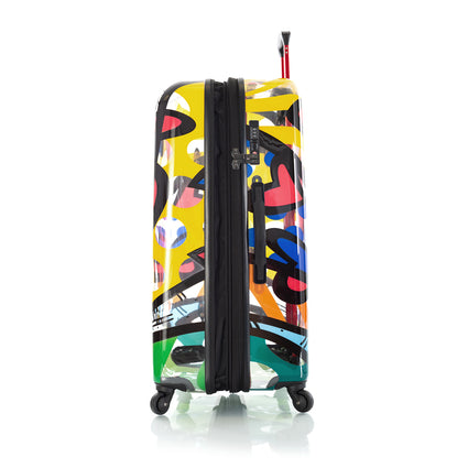 Britto - A New Day Transparent 3pc Set - The Art of Modern Travel™