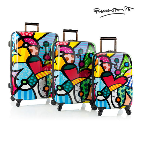 Britto - Butterfly Love 3pc Set