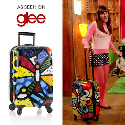 Britto - Butterfly 3pc Set - The Art of Modern Luggage™