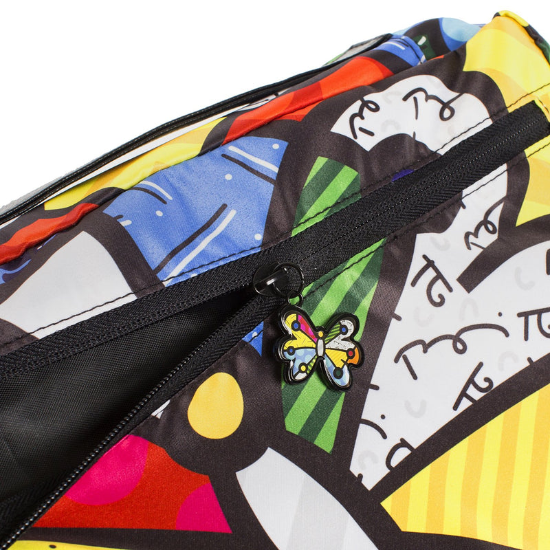 Britto 5pc Packing Cube Set - Butterfly