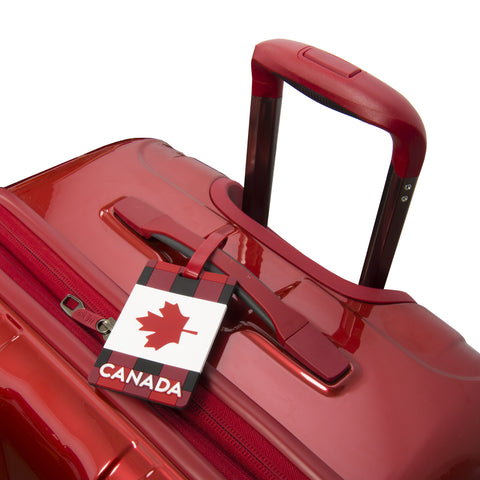 2pc Canada Luggage Tag