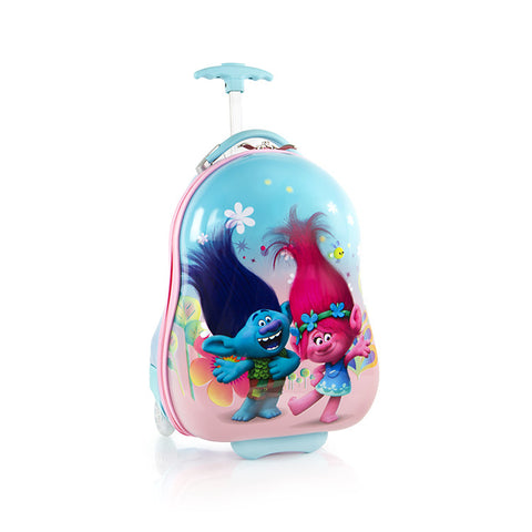 DreamWorks Trolls Kids Luggage - (DW-HSRL-BS-TR12-16FA)