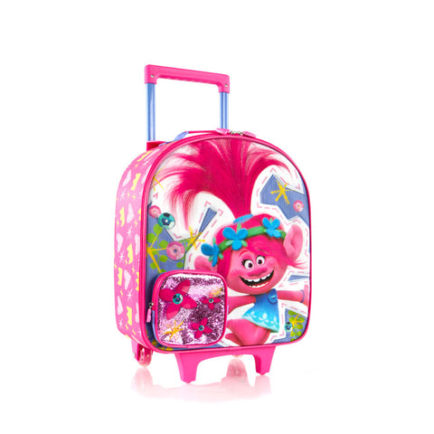 Trolls Softside Luggage - (DW-SSRL-TR01-17AR)