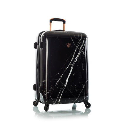 "Dakara - Black Marble 26"" Fashion Spinner™"