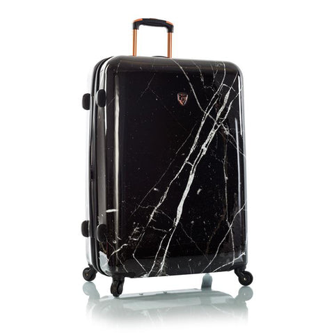 "Dakara - Black Marble 30"" Fashion Spinner™"